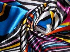 画像3: 《即納品》スカーフ、スパイラル、マーブル (3)