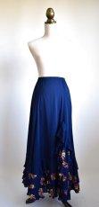 画像3: 《即納品》ネイビー色ドレス (3)