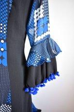 画像4: フラメンコドレス、Lサイズ (4)