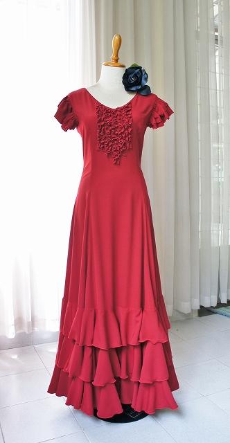 画像1: ワンピースドレス (1)