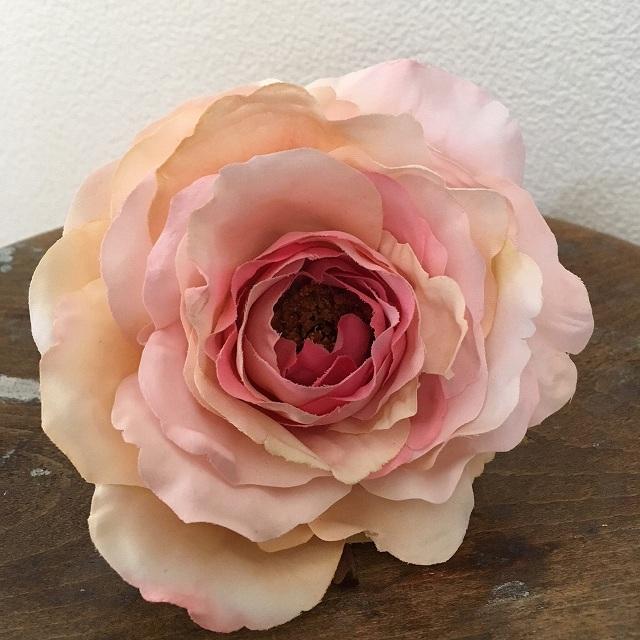 画像1: アート・フローレス、ピンク×クリーム (1)